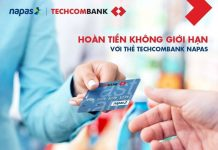 Cach rut tien bang the atm techcombank