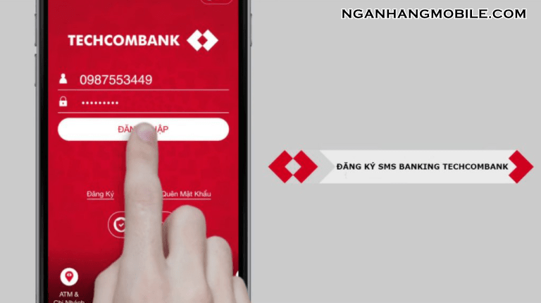 Dang ky sms banking techcombank