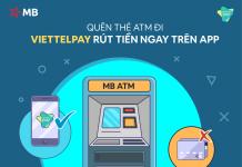 Rut tien viettelpay khong can the