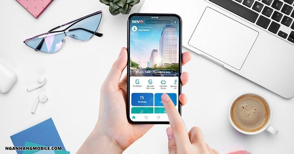 Ten dang nhap bidv smart banking