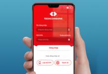 Cách lấy lại mã otp techcombank