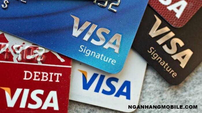 Cách rút tiền từ thẻ visa debit
