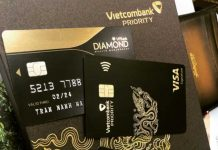 Làm thẻ visa vietcombank online