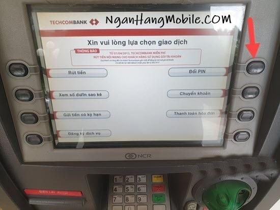 Mã pin Techcombank có mấy số