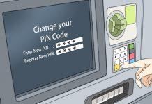 Tại sao không đổi được mã pin thẻ atm