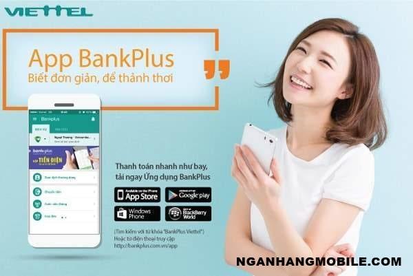 Cách chuyển tiền qua Bankplus BIDV