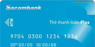 Các đầu số tài khoản của ngân hàng sacombank