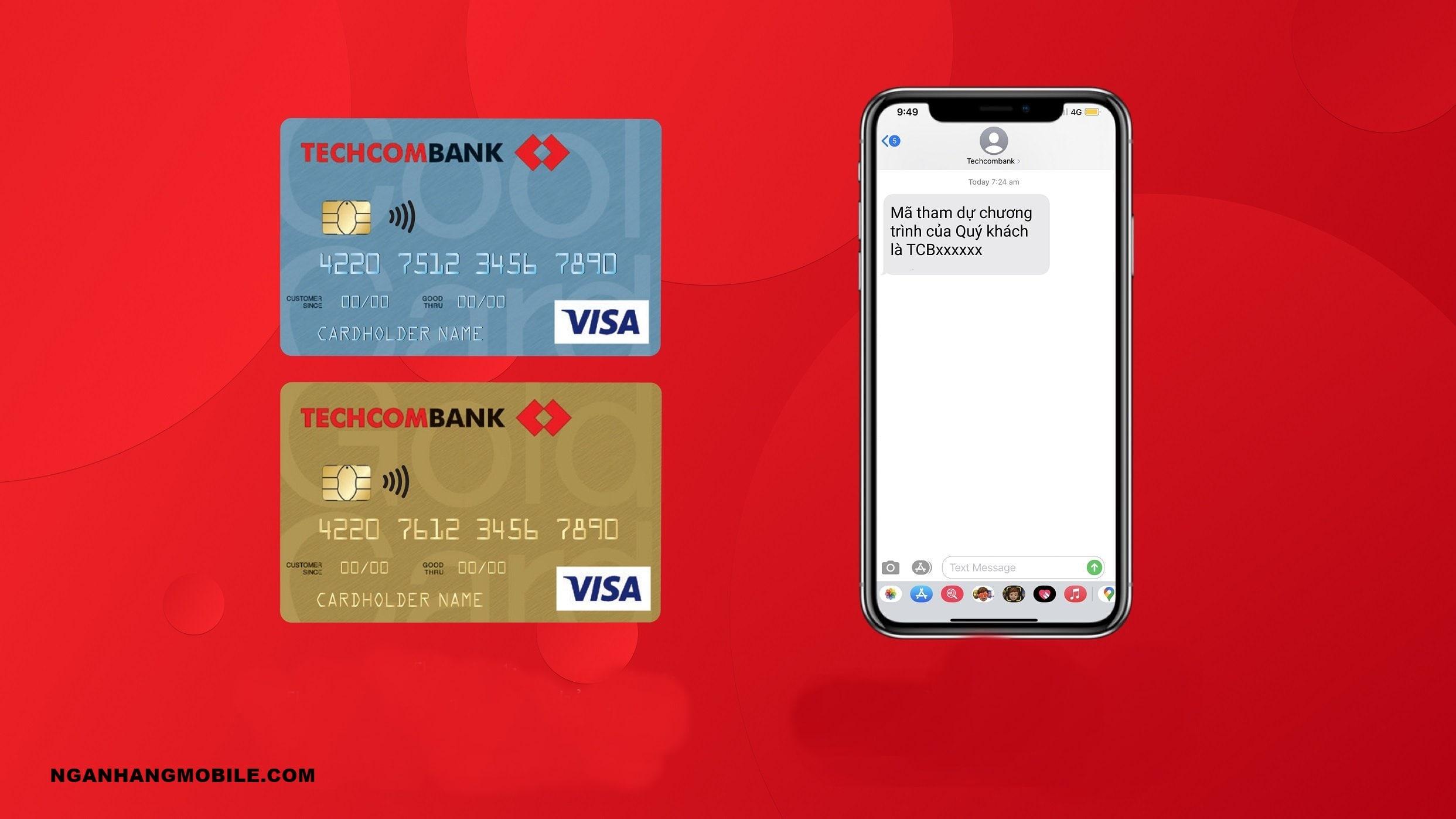 Phí thường niên Techcombank