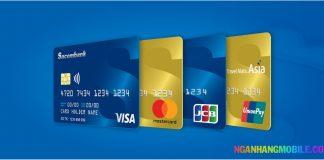 Mất thẻ ATM Sacombank