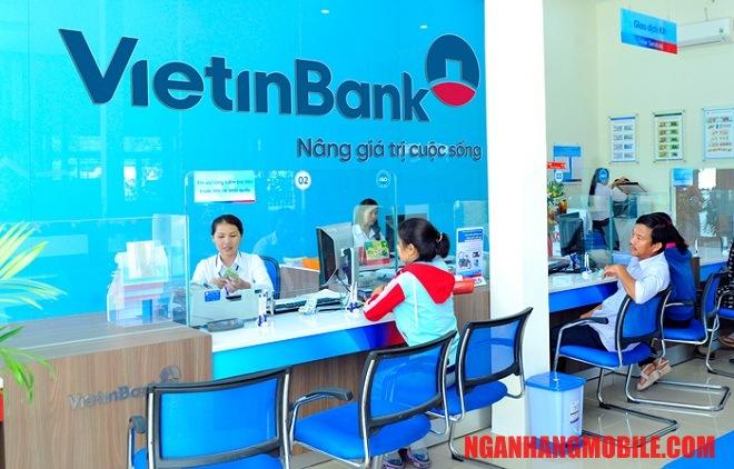 Phí chuyển tiền Vietinbank